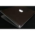 SGP Leather Laptop Cover Skin Brown for MacBook Pro 13""